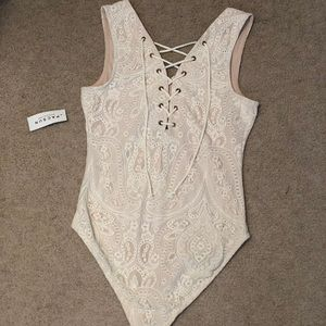 Kendall and Kylie Pacsun body suit NWT